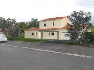 Maison individuelle à étage Balsa - 150 m²