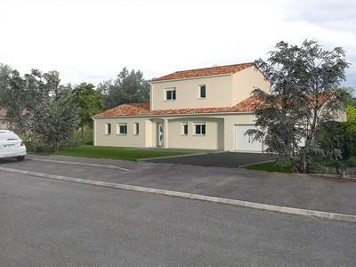 Maison individuelle à étage Balsa – 150 m²