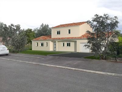 maison classique à étage150 m2 BALSA