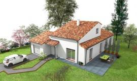 maison contemporaine à étage 130m2 AGATHIS