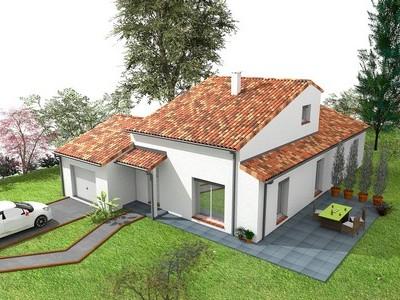 Maison neuve à étage Agathis – 130 m²