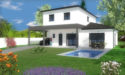 maison contemporaine tage bilinga 132 m