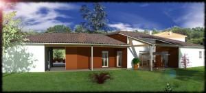 Maison de plain-pied Framire - 166 m²