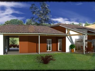 Maison de plain-pied Framire – 166 m²