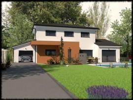 maison contemporaine à étage160 m2 MUIRATINGA