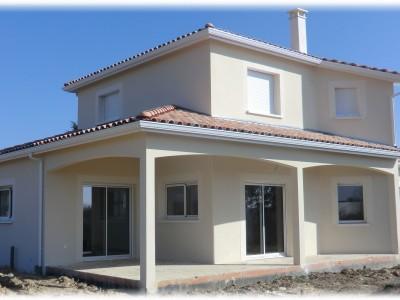 Le renouveau de la maison classique à Brax