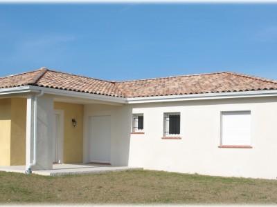 Maison traditionnelle à Tournefeuille