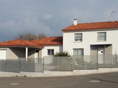 Maison individuelle à Montrabé