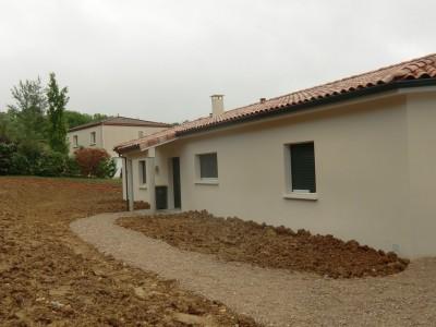 Maison classique dans le Tarn-et-Garonne