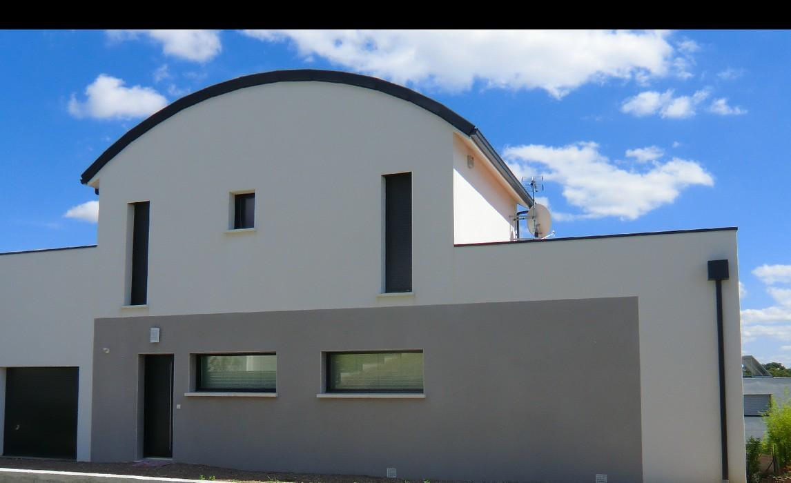 Maison moderne toulouse les bastides lauragaises for Maison moderne 2016