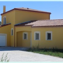 Maison provencale à Saint-Alban