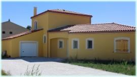 maison provencale a Saint-Alban