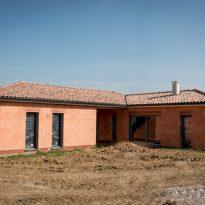 Maison individuelle de plain-pied à Nailloux (31560)