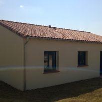 Maison individuelle T3 à Villefranche-de-Lauragais
