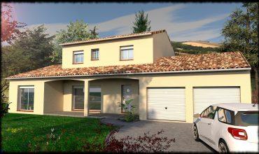 Maison T5 double garage