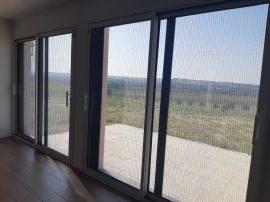 Moustiquaire baie vitrée