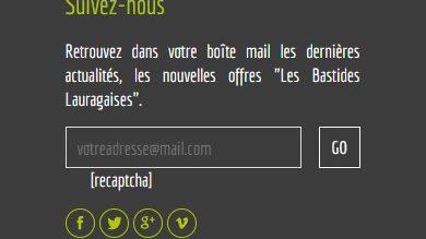 Newsletter Les Bastides lLauragaises