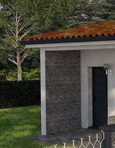 porche original maison